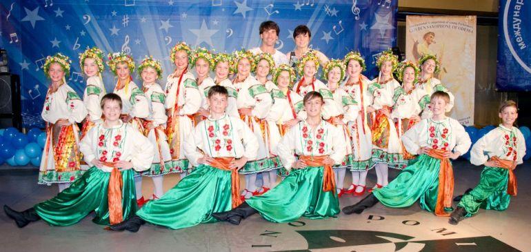 Юные одесситы стали победителями Международного танцевального фестиваля