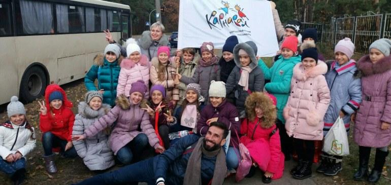 ПОБЕДА на ХІ Международном благотворительном  фестивале-конкурсе детского и юношеского творчества  «Барвиста осінь»