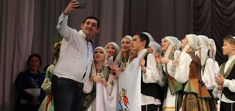 Новая победа Львов 2016!