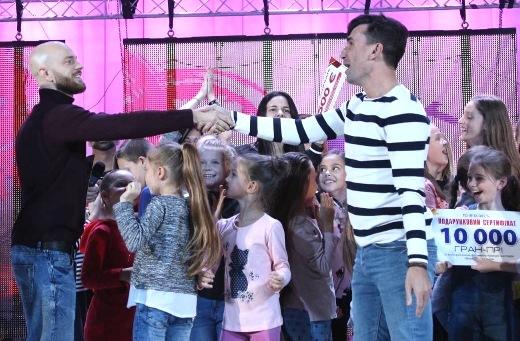 Одесский танцевальный коллектив — обладатель Гран-при Всеукраинского конкурса